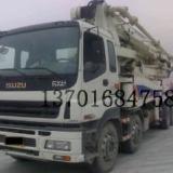 供应二手中联泵车37米