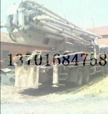 二手混凝土泵车图片/二手混凝土泵车样板图 (3)