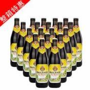 供应团购20支整箱特惠德国柏龙慕尼黑酵母型黑小麦啤酒瓶装
