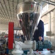 PVC管锥型双螺杆挤出生产线图片