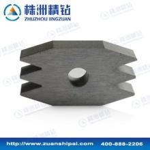 供应YG6X非标硬质合金刀片 车皮带轮合金刀片