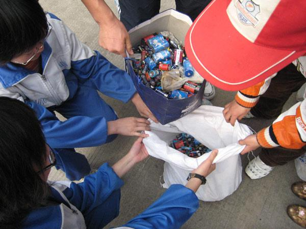 供应废旧电池高价回收厂家