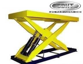 ksy300煤矿用液压升降台车图片图片