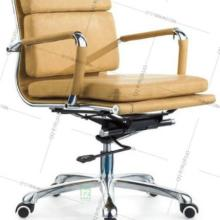 北京优质办公转椅会议椅舒适中班椅出口包包椅职员电脑转椅伊姆斯办公图片