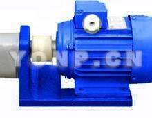 供应齿轮油泵电机装置图片