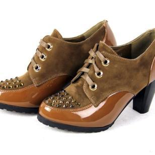 真皮单鞋女鞋图片