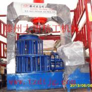 100吨叉车轮胎压胎机图片