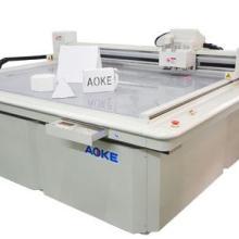 优惠销售纸制介样机 坑盒电脑打样机 奥科纸类印刷电脑打样切割机图片