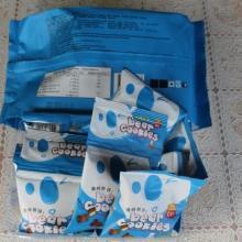 供应澳崎熊饼(可可+牛奶味)批发