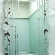 广东广州惠州挂镜卫浴镜销售异形镜图片