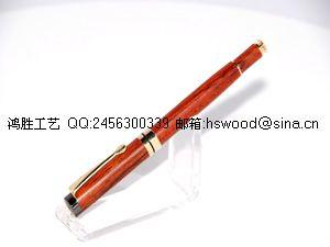 供应木制签字笔