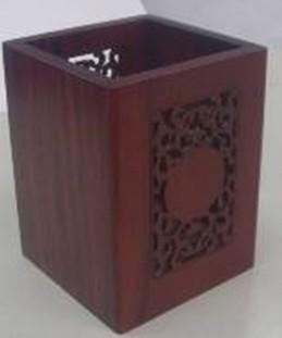花梨木桌面文具销售