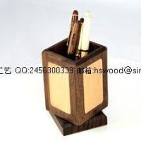 供应会议礼品会议小礼品  红木笔盒+红木笔