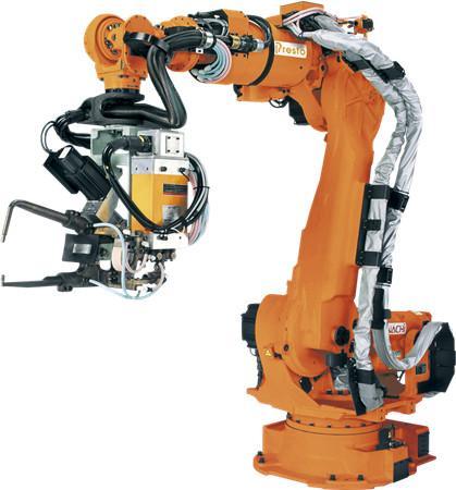 焊接机器人最新报价