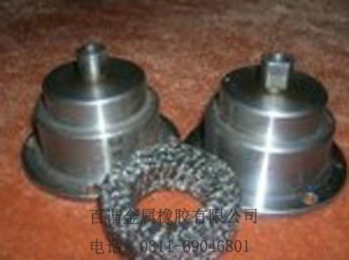 供应石油挖矿机械设备专用的金属橡胶减震垫耐腐蚀性强寿命长20年可定制