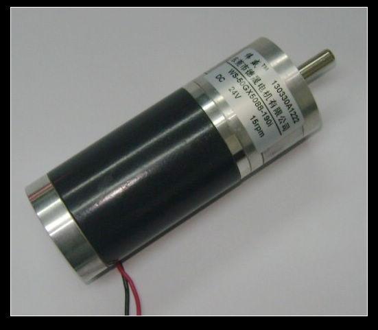 供应50GX5088R永磁直流行星减速电机