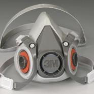 3M6200半防护面罩图片
