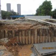 拉森钢板桩施工要求图片