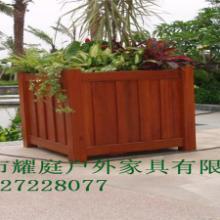 供应衡阳仿古木花箱,衡阳木制花箱厂