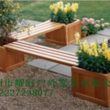 供应广州木花箱厂/广州木花盆厂,厂家直销木制花钵