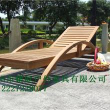 供应泉州沙滩椅/泉州木制沙滩椅,进口实木,防腐防虫