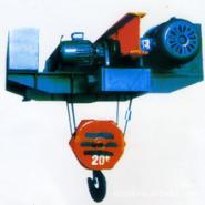 内蒙古16T低净空电动葫芦批发销图片