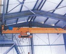 供应内蒙古LX型电动单梁桥式起重机图片