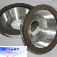 金刚石碗型树脂磨刀机砂轮钻石砂轮图片