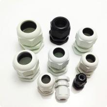 供应尼龙接头防水接头PE塑料接头尼龙电缆固定头图片