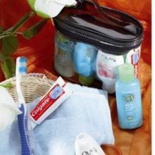 供应洗漱套装 洗漱用品 旅行套装 批发 可定制LOGO 湖南礼品厂
