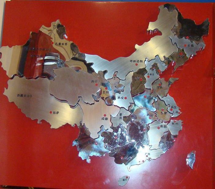 金属切割工艺品_金属工艺品都选临沂飞鹰激光切割金属工艺品