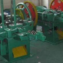 自贡市铁钉生产设备元钉生产设备圆钉机价格出口批发