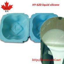供应石膏工艺品模具硅胶