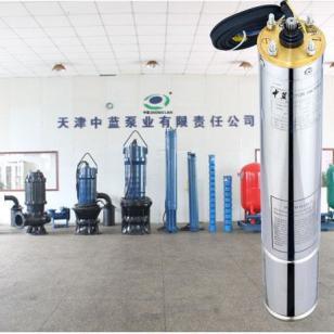 深井潜水泵图片