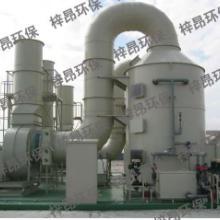 江苏上海橡胶塑料厂废气净化