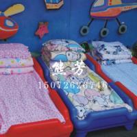 供应定做各种幼儿园儿童三件套被套床单