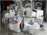 东莞工厂公司电脑CRT显示器回收图片