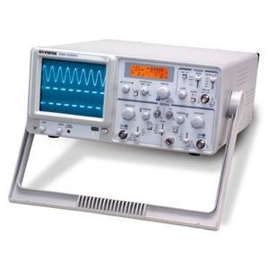 供应台湾固纬GOS-630FC模拟示波器