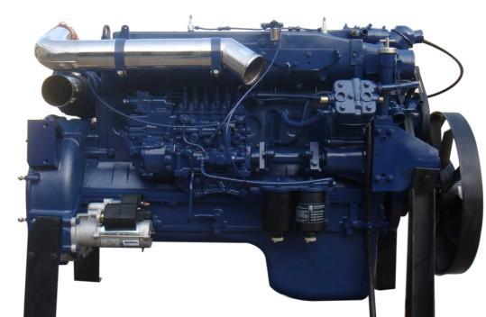 供应290马力系列重卡发动机
