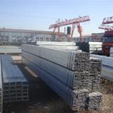 供应天津q235镀锌方矩管价格批发