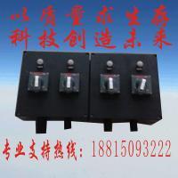 厂家推荐【最优质】防爆电动机专用电磁起动器