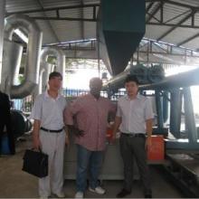 供应生产大型流水线机组  制作木炭的全过程 回收木炭的厂家图片