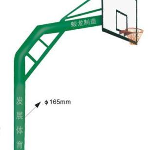 昆山篮球架厂家图片