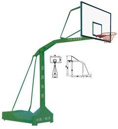苏州篮球架生产图片