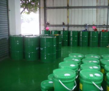 供应湖南绿色乳化油乳化液切削液图片