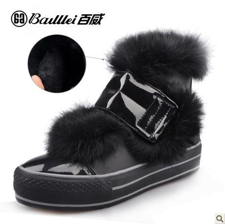 女鞋靴子清仓棉鞋