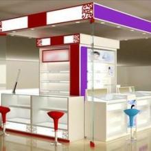 供应武汉化妆品展柜生产流程/武汉化妆品展柜制作批发