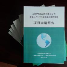 云南编制可行性研究报告节能评估企业商业计划书批发