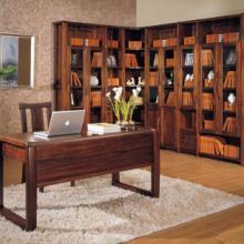 供应转角书柜,五门,自由组装构成批发