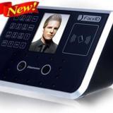供应汉王人脸门禁考勤机F710英文版带人面刷卡门禁机